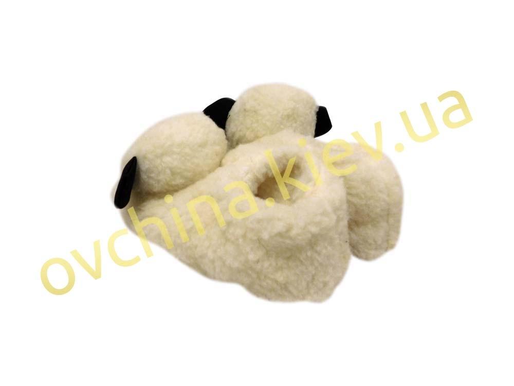 Тапочки меховые обезьянки - 1