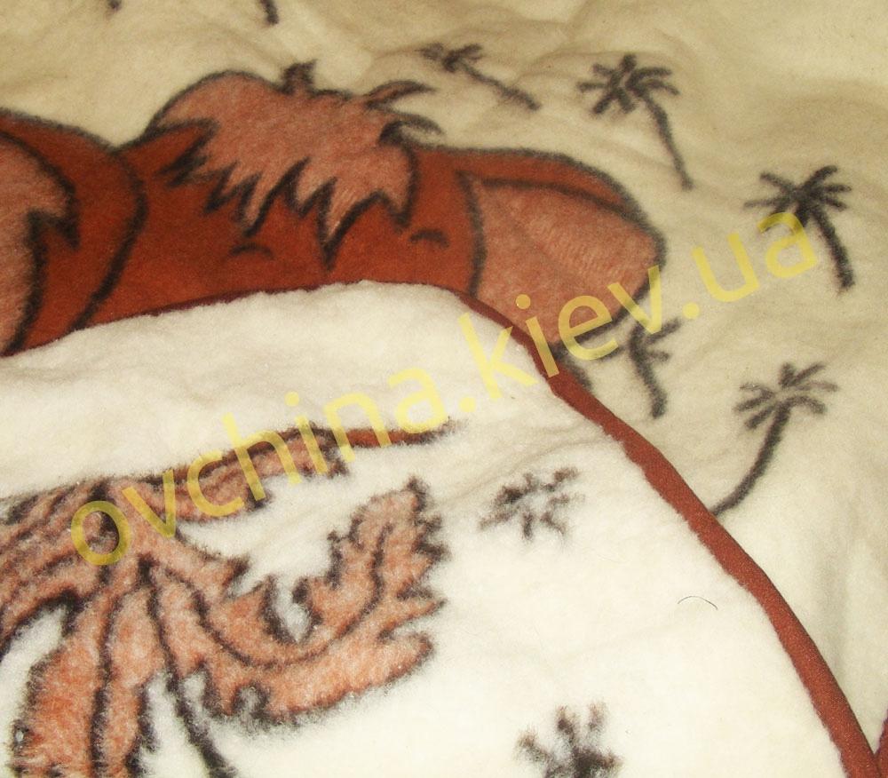 Одеяло детское со слоником /Eluna/110*95 - 1