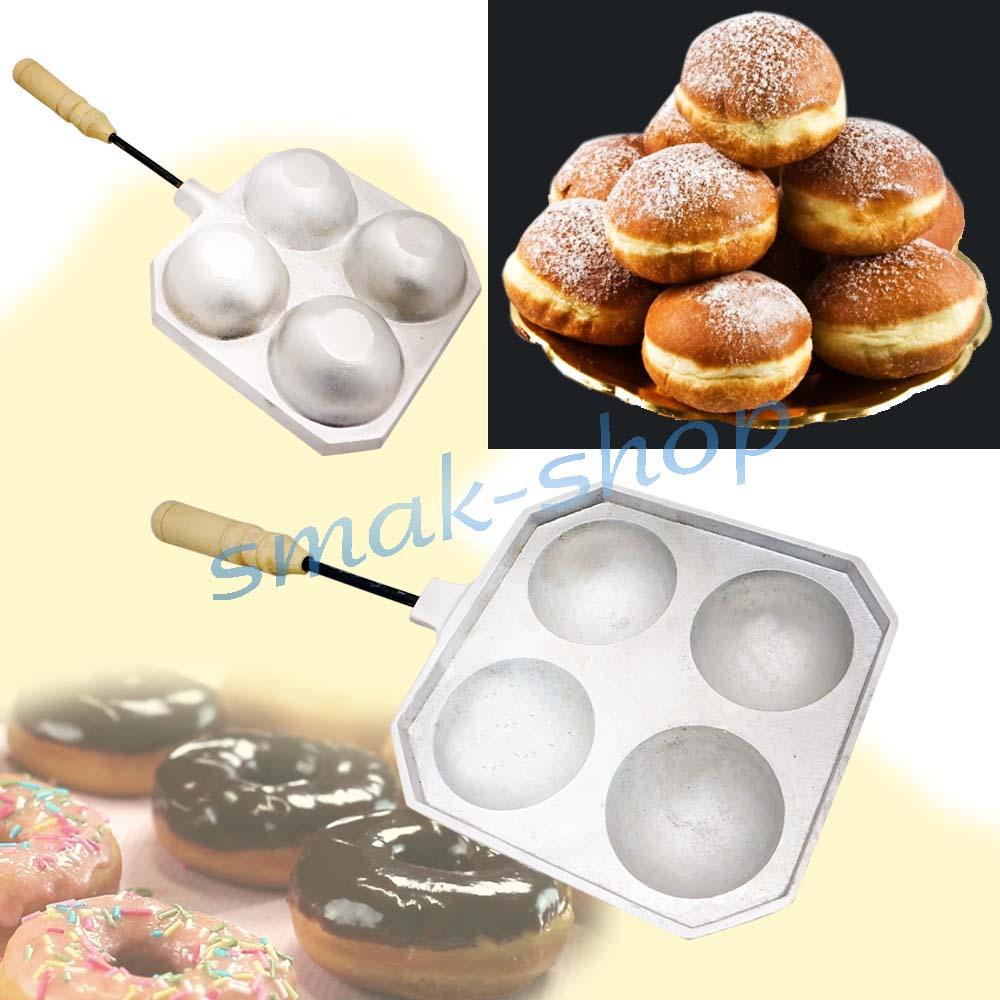 Norpro Stainless Steel Cookie Donut Linzer Biscuit Cutter Doughnut Maker 3496
