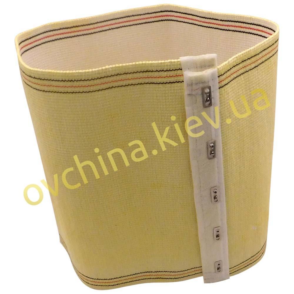 Шерстяной пояс бандаж корсет ортопедический на крючках (послеродовой / послеоперационный) - 1
